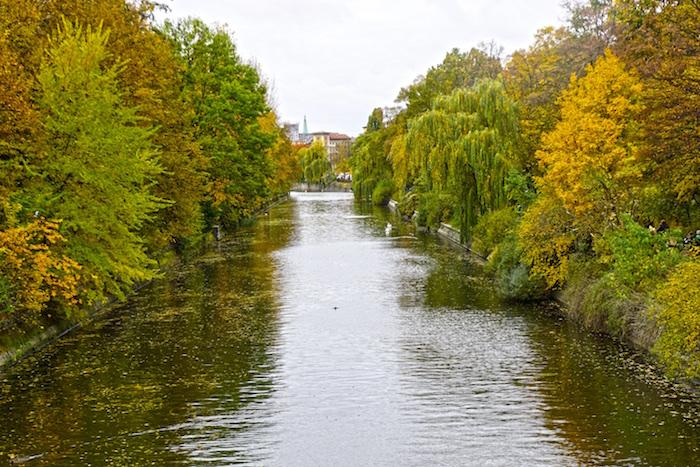 maybar Maybachufer Berlin, Landwehrkanal Berlin