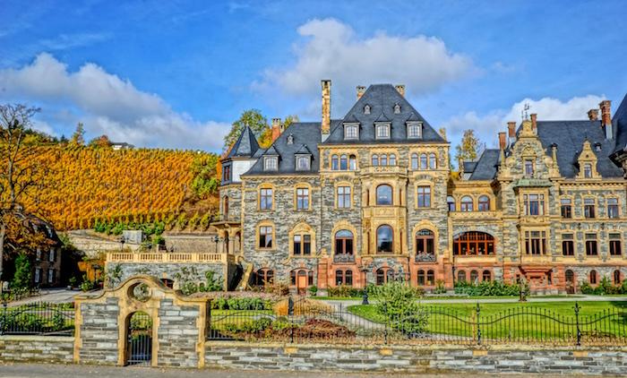 Preview: Schloss Lieser an der Mosel