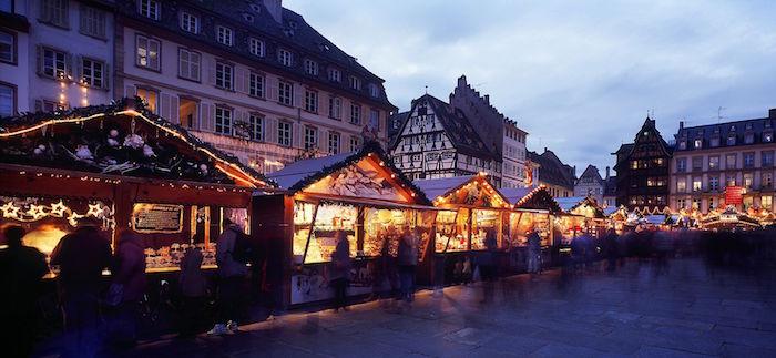 Weihnachtsmärkte Elsass