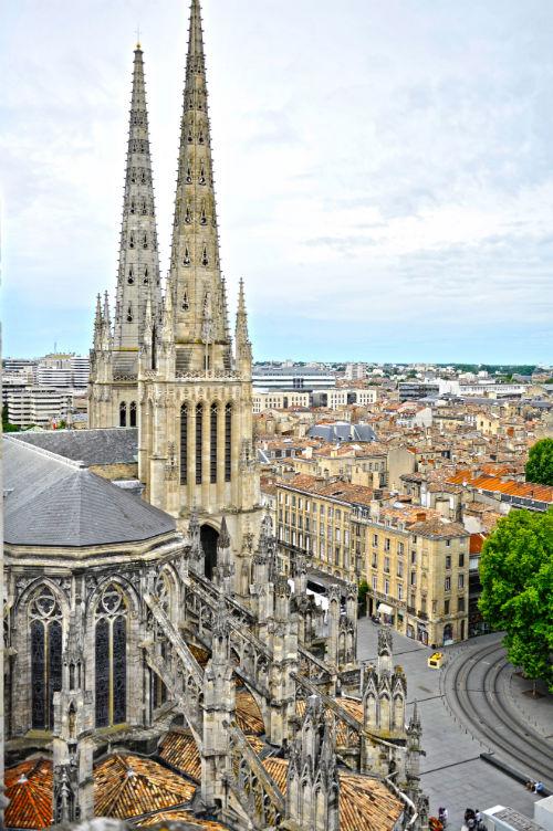Bordeaux Stadt