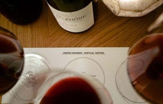 Grapes Weinbar im Hotel Cortiina