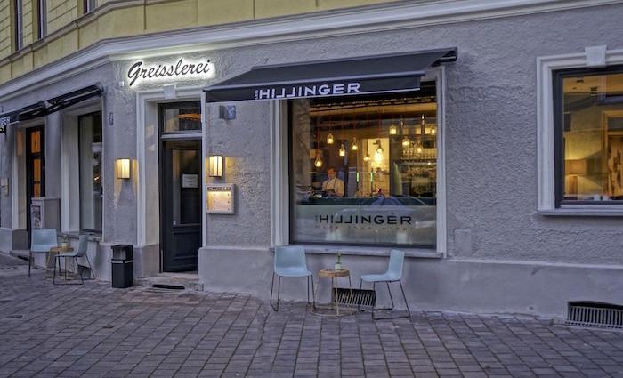 Greisslerei Leo Hillinger in München