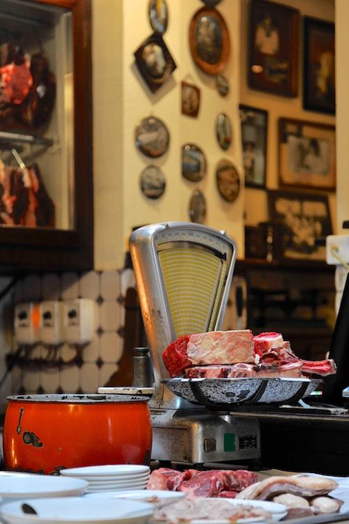 Restaurant La Tupina