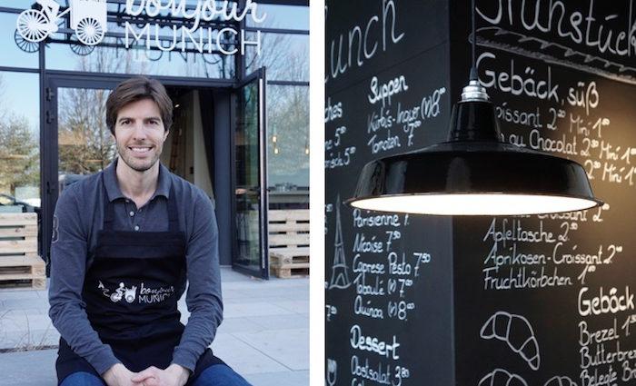 Bonjour Munich - das Café-Bistro zum Lieferservice