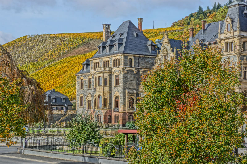 Schloss Lieser, Mosel