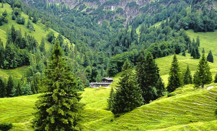 Königsalm - schönste Wanderung am Tegernsee