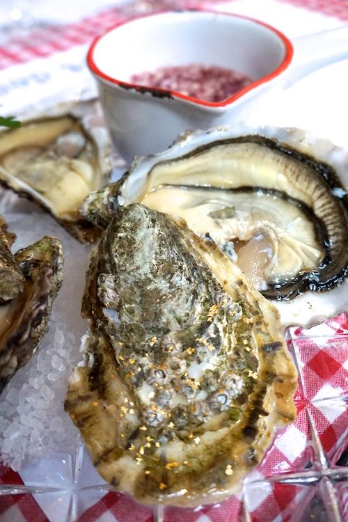Foodhunter Kochbuch – Boutrais Austern