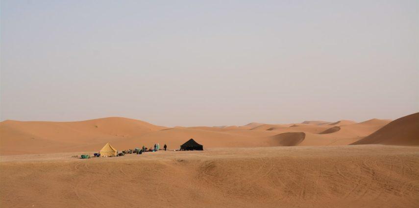 Kulinarische Oase in der Wüste Marokkos