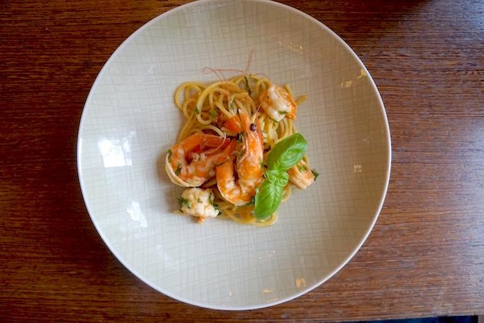 Foodhunter Kochbuch – Pasta mit bayerischer Garnele