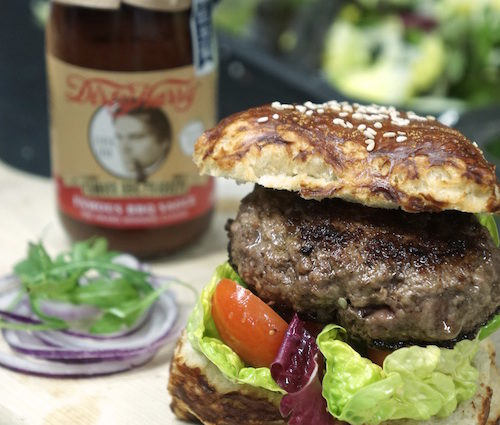 Foodhunter Kochbuch -  Wagyu-Burger