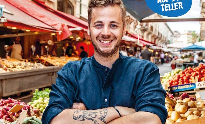 Books for cooks. It's Market Day - Küchenparty auf dem Markt