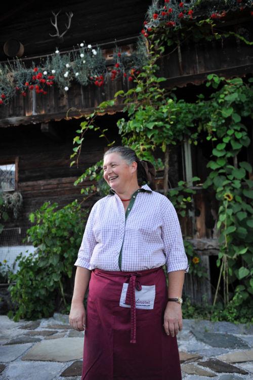 Rauchkuchl – Theresia Bacher
