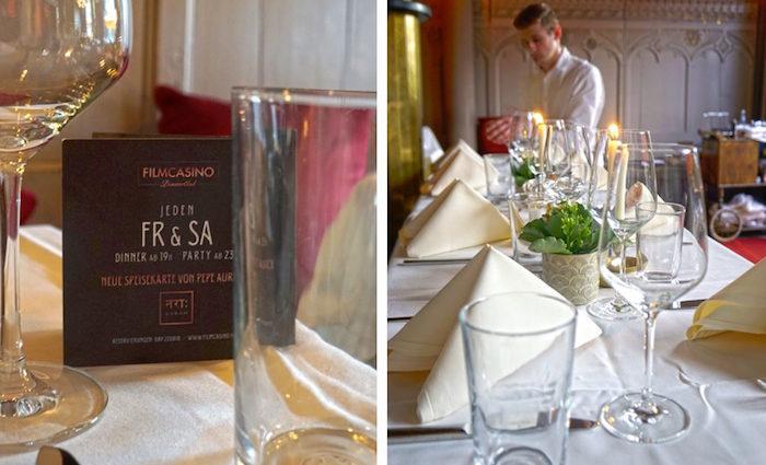 Filmcasino - Champagner & Seafood-Bar am Odeonsplatz