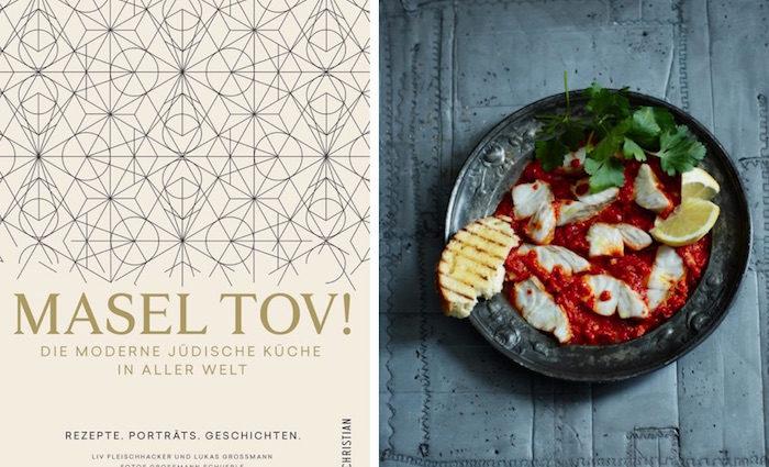 Books for Cooks: Masel Tov - moderne jüdische Küche