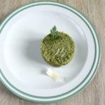 Quinoa mit frischem Bärlauchpesto