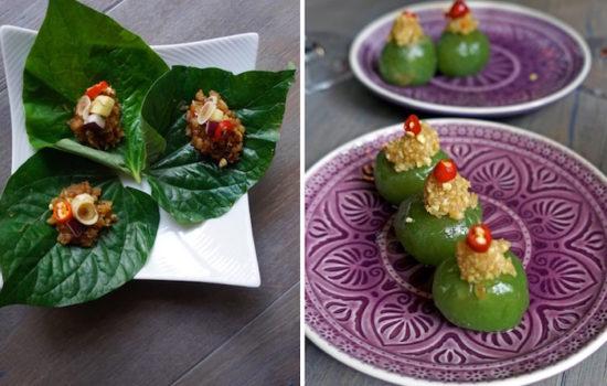 Sutra - farbenprächtige malaysische Küche