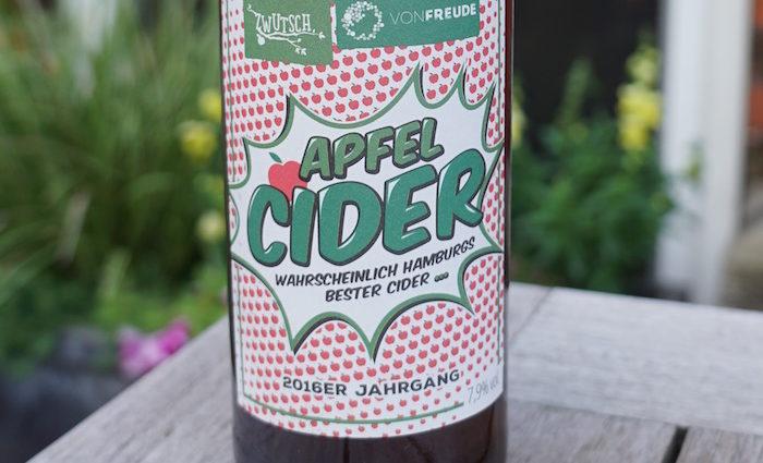 Zwutsch und Elbler. Craft Cider erobern die Feinschmecker