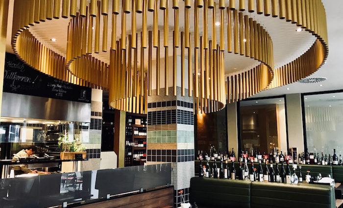 Weinwirtschaft Leipzig - weniger wäre mehr