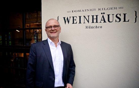 Domaines Kilger im Weinhäusl in München