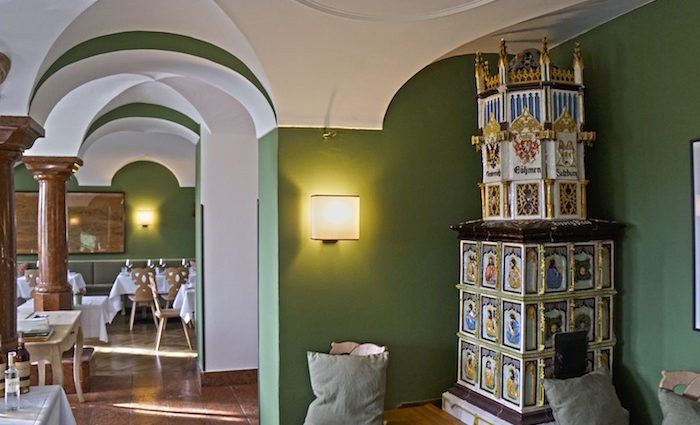 Restaurant Leopold im Gwandhaus Salzburg