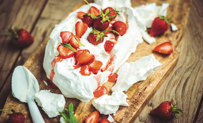 Eton Mess oder - wie foodhunter sagt - Mess & Eat