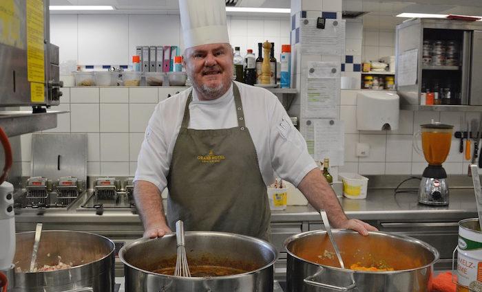 Culinary Talk mit Bernd Bereuter, Grand Hotel Zell am See