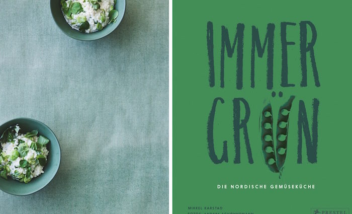 "Books for cooks: Es grünt so ""Immergrün"""