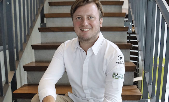 Culinary talk mit ... Kevin Fehling