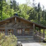 Bergdorf Hüttenhof Bayerischer Wald: Chalet, Pool, Sauna, Weitblick.