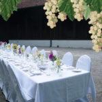 Tafeln im Englischen Garten