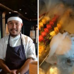 Dinh tuan Do begeistert im The Grill Baden-Baden
