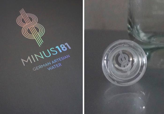 Wasser Minus 181