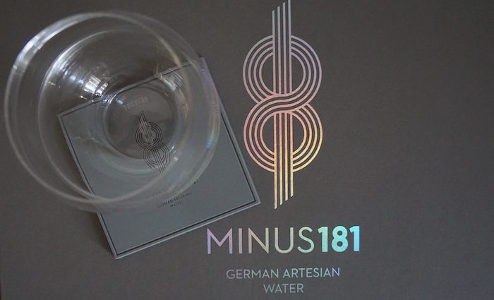 Minus 181 - German Artesian Water