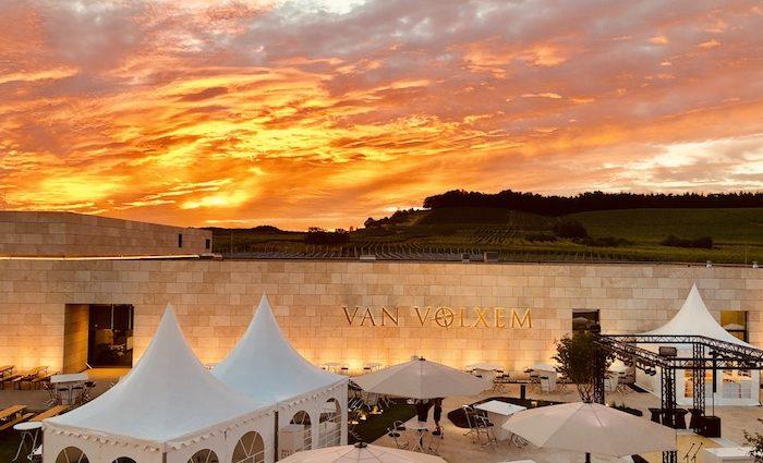 Grand Opening Van Volxem Weinmanufaktur Schlossberg