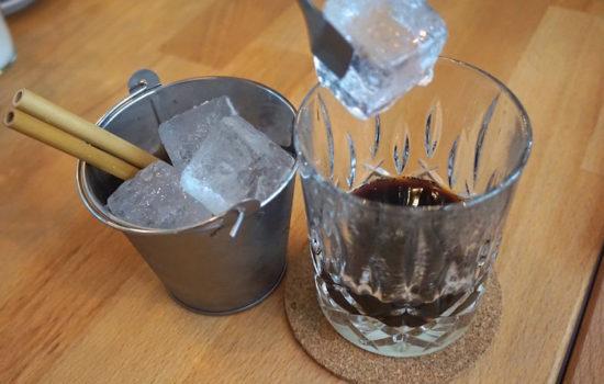Vietnamesischer Kaffee. Urlaub-to-go im Café Chance