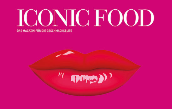 Neues Foodmagazin ICONIC FOOD