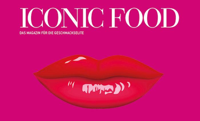 Neues Foodmagazin ICONIC FOOD