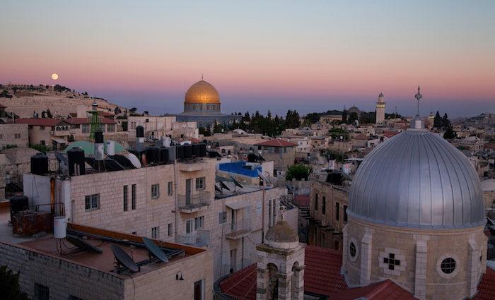 Israelische Küche - ein Melting Pot