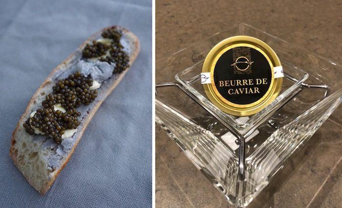 Beurre de Caviar. Das Kaviarbutterbrot