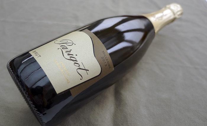 Crémant de Bourgogne: Parigot