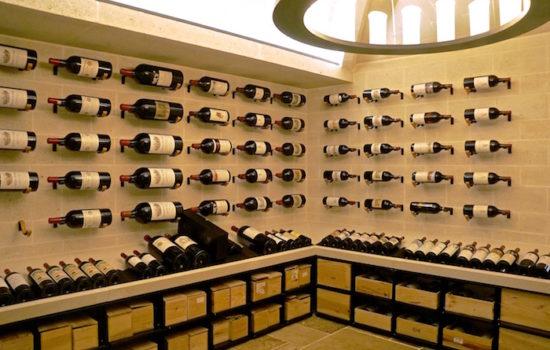 Weinkeller der Superlative: Einstein Gourmet
