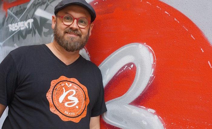 Heiko Brath und der dry-aged Schweinbauch namens Wutze Wampe