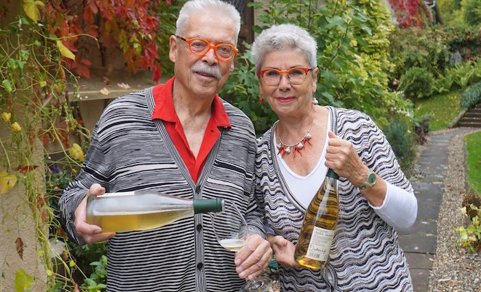 Martina und Moritz und der geadelte Apfel