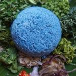 "Blauer Reis - Malaysias ""Nasi Kerabu"" verzaubert Gourmets"