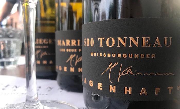 """Geheimtipp für Weinkenner: """"500 Tonneau"""", Weingut Kleinmann, Pfalz"""