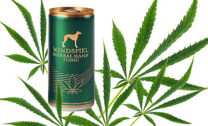 Herbal Hanf Tonic by Windspiel