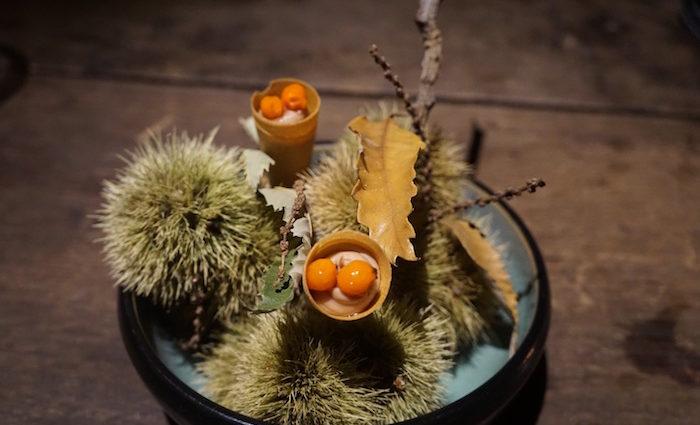 Restaurant Oben - die Inszenierung der modernen Sterneküche