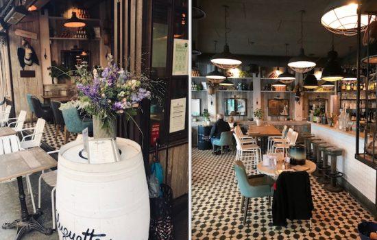 Huguette Bistro de la mer – Restaurant-Tipp für Paris St. Germain